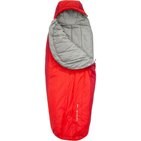 Sea to Summit BaseCamp Bt4 Makuupussi Regular , punainen